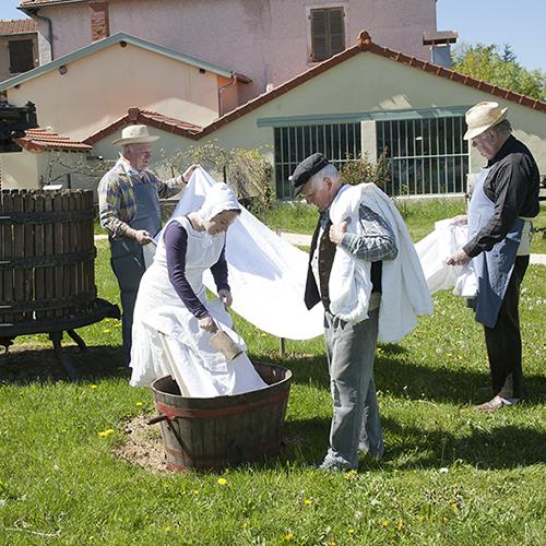 Maison <br> du blanchisseur (69)