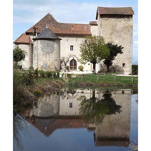 Maison forte des frontières de Savoie (73)