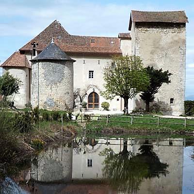 Maison-Forte de Champrovent (Savoie)