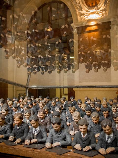 Conférence : Les trésors endormis du musée industriel de l'école de la Martinière