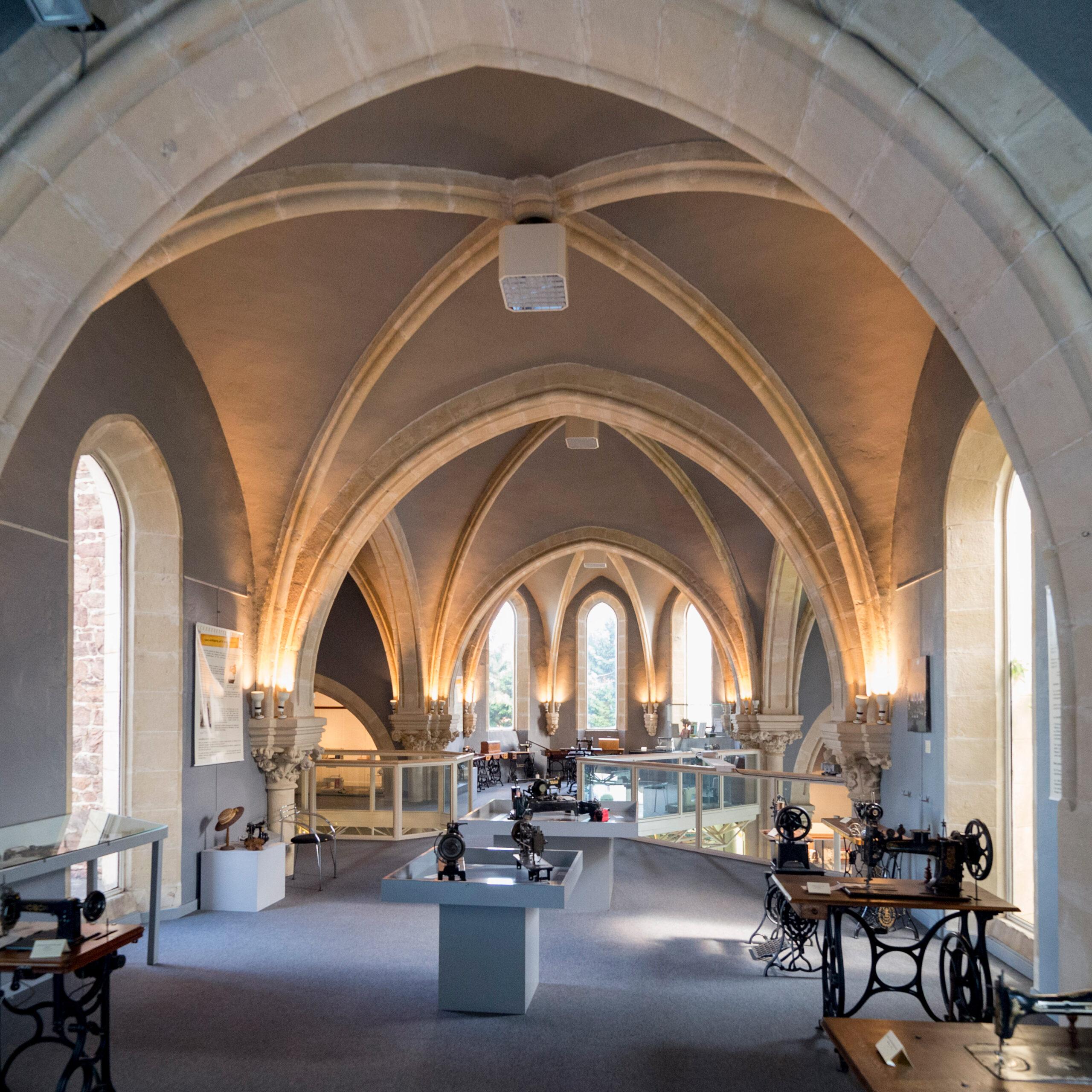 Musée Barthélémy Thimonnier (Rhône)