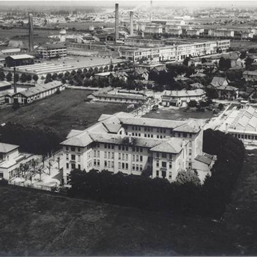 Usine Tase, cités-jardins (69)