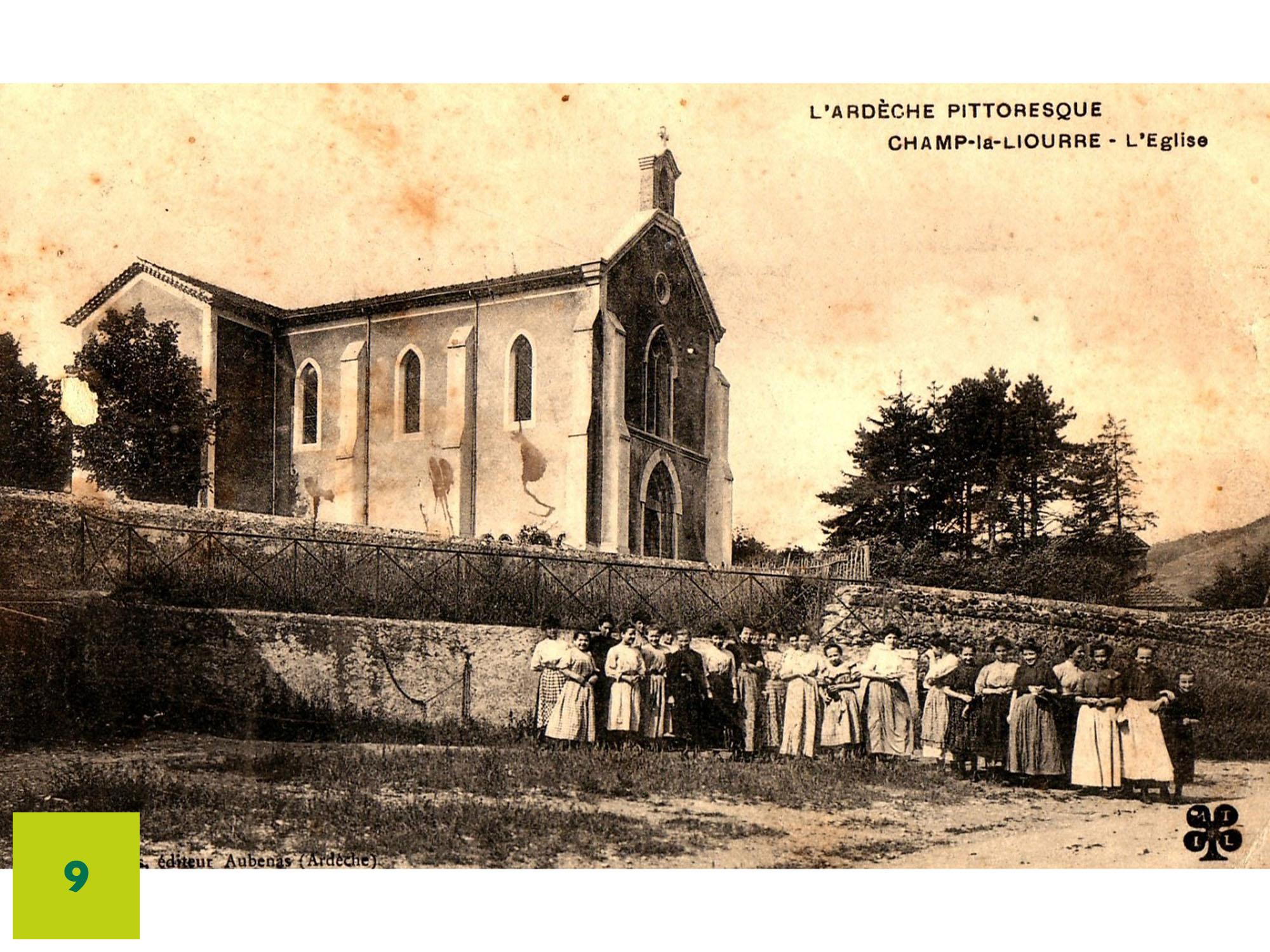 Manufactures textiles de Champ-la-Lioure
