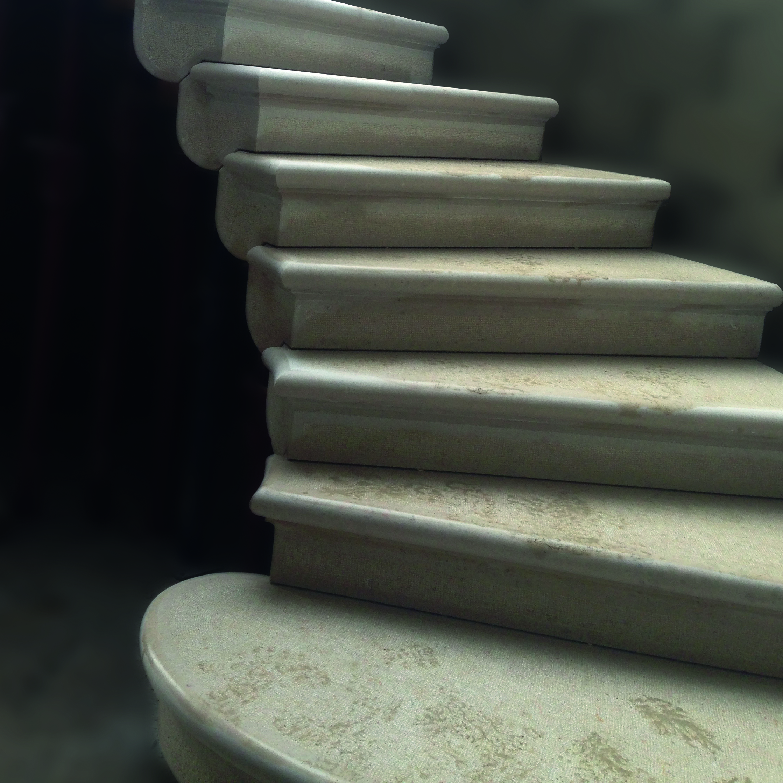 Taille de pierre Jean-Marc Challier