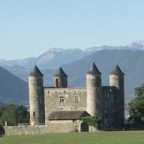 Association Château de Bon Repos (38)