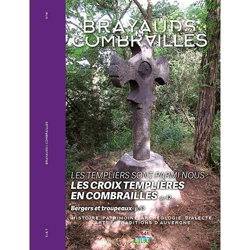 Revue Brayauds & Combrailles n° 141 Février 2018