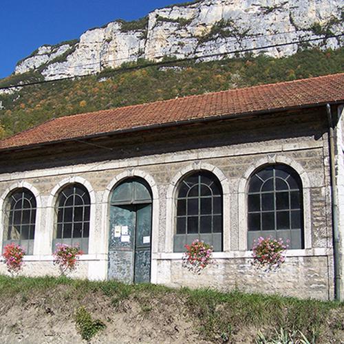Vallée de l'Albarine - la Shappe (01)