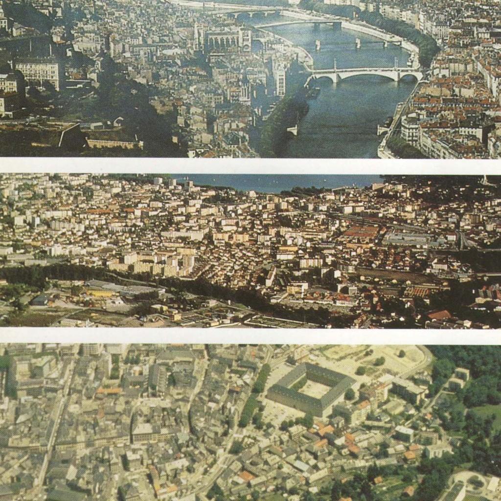 Guide n°11 - 3 quartiers historiques - Vieux-Lyon Vieil Annecy Vieux Chambéry