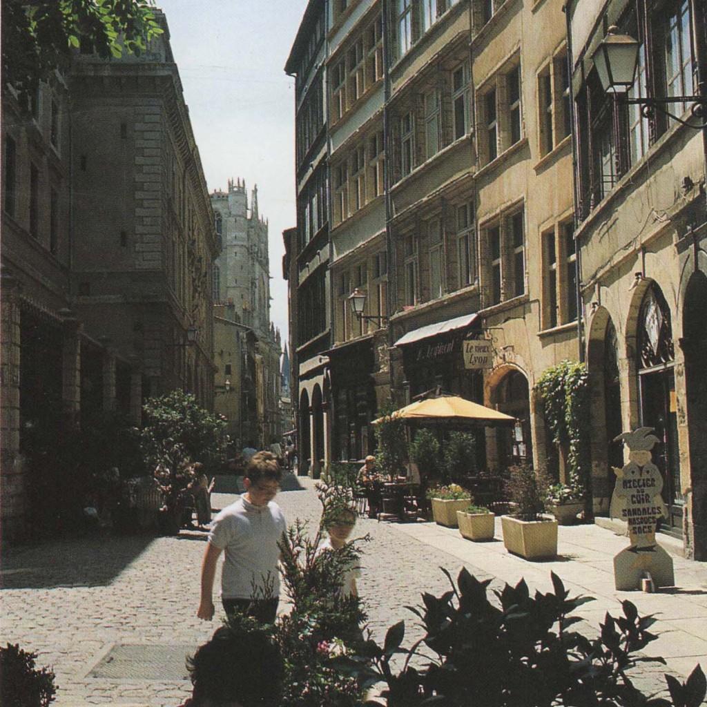 Guide n°13 - Images du Vieux Lyon