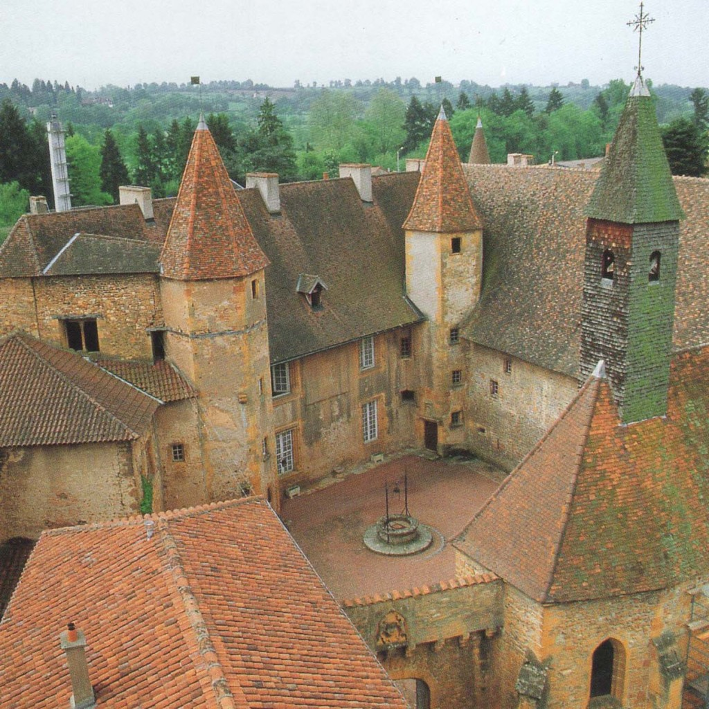 Guide n°18 - L'architecture monastique en roannais