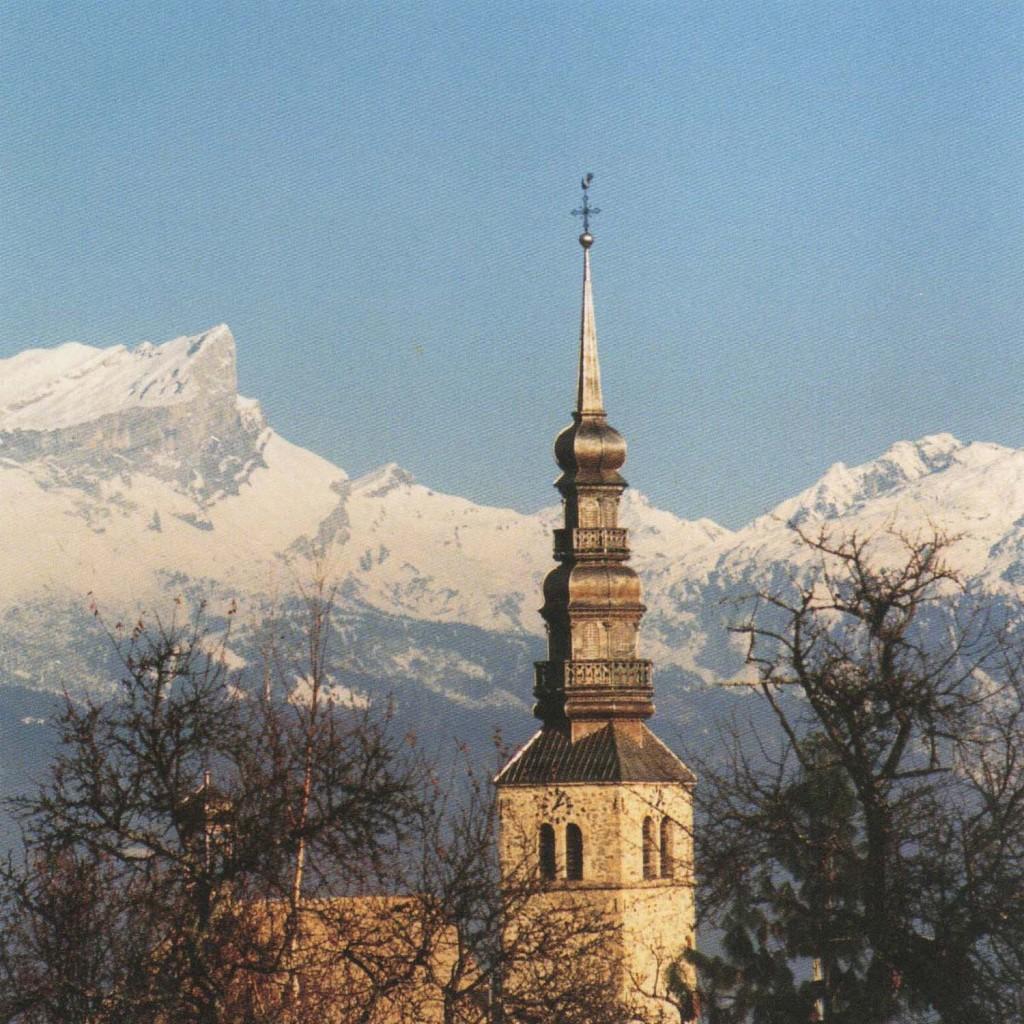 Guide n°19 - Clochers à bulbe en Pays de Savoie