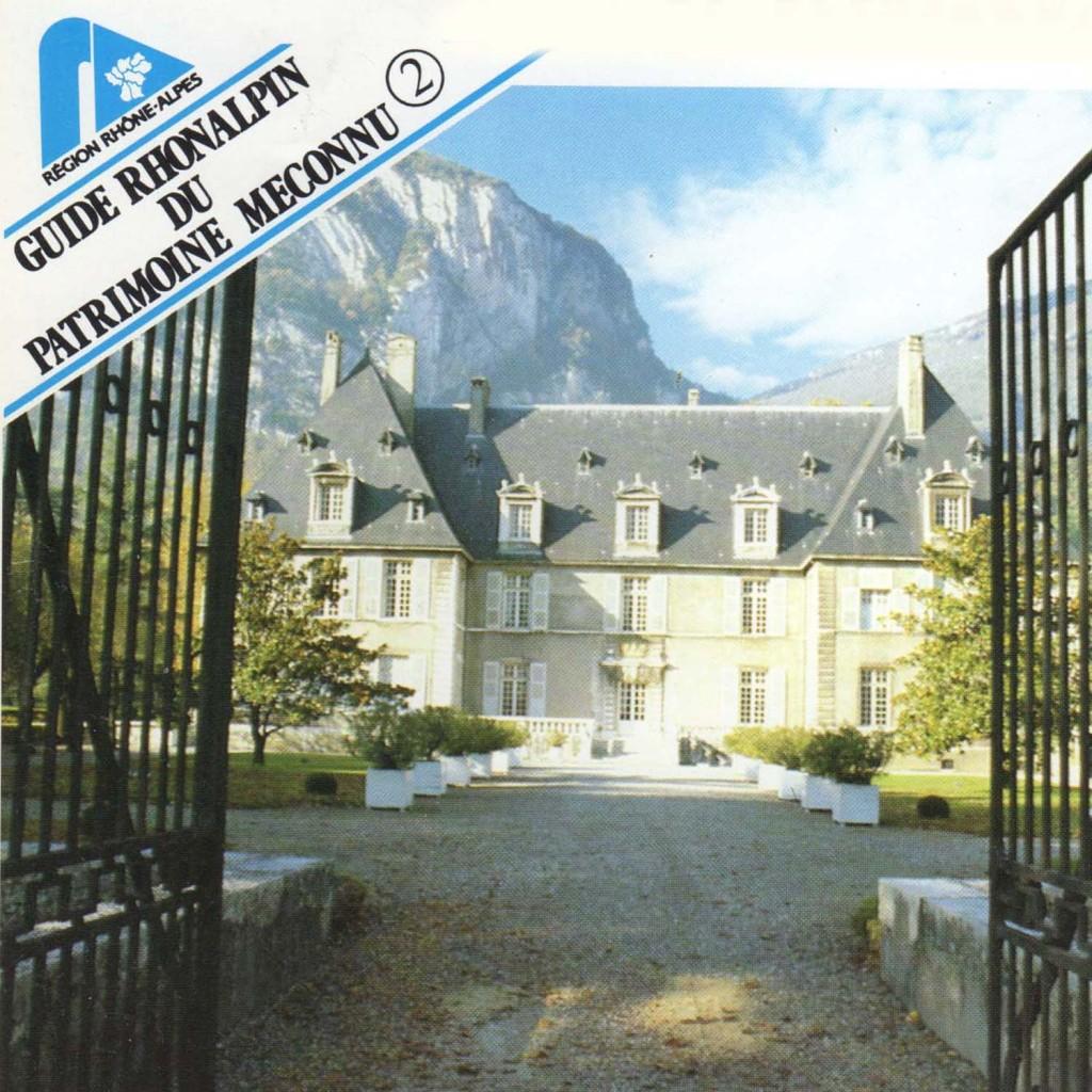 Guide n°2 - Bienvenue dans les parcs et demeures de l'Isère