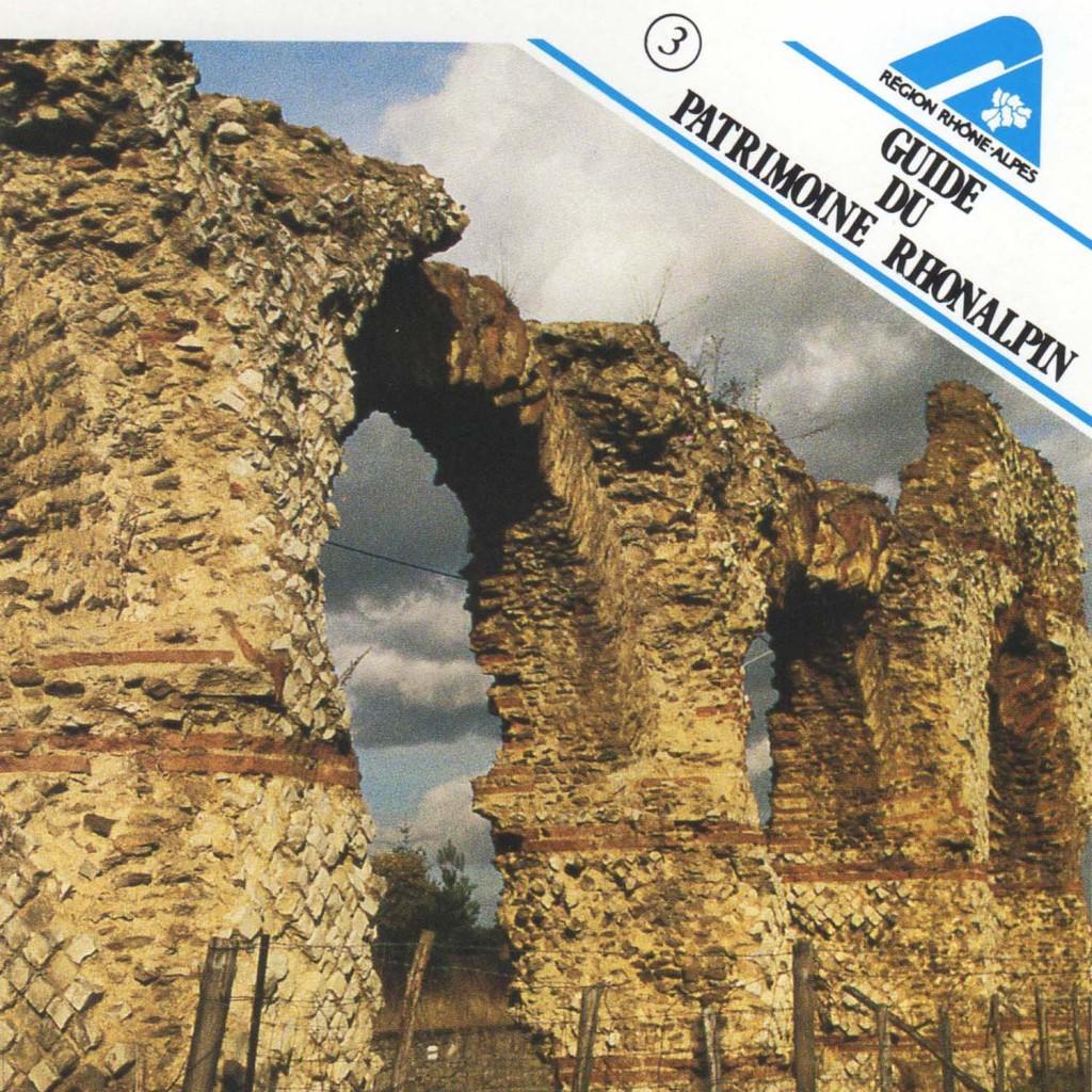 Guide n°3 - Autour de Lyon, les aquedus romains