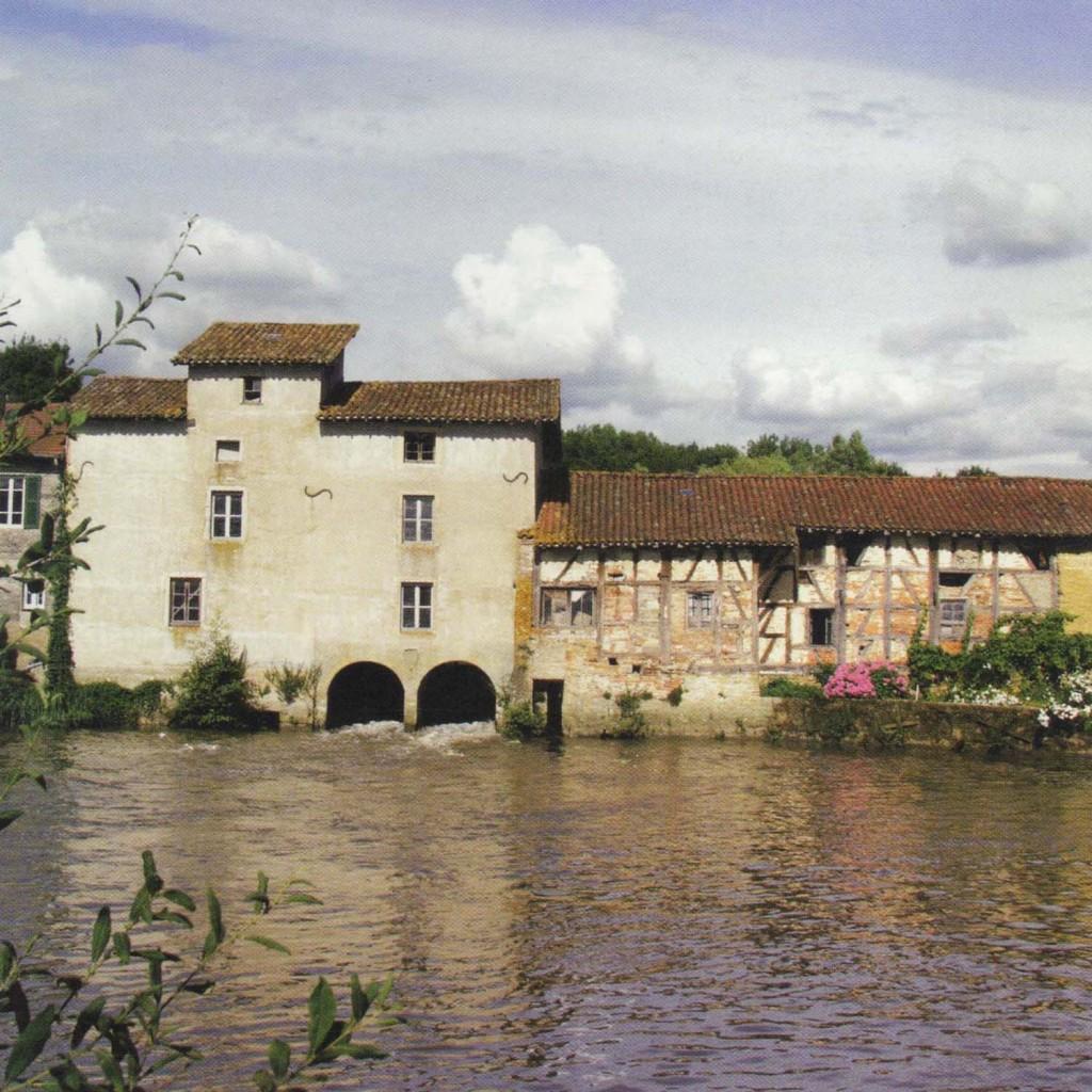 Guide n°34 - Moulins des pays de l'Ain