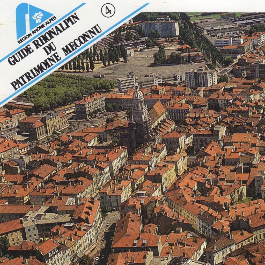 Guide n°4 - Promenades dans le vieux Bourg-en-Bresse