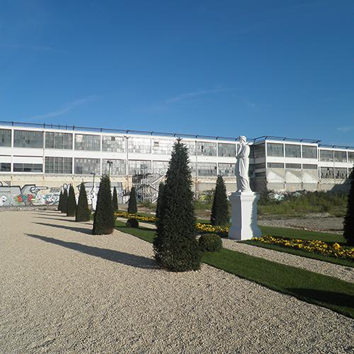 Usine hydraulique de Cusset, usine Tase, cités-jardins (69)