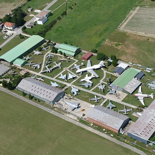 Musée Européen de l'Aviation de Chasse de Montélimar (26)