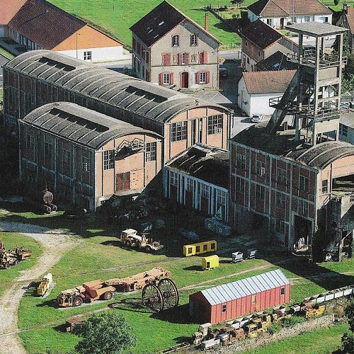 Musée Jean le Mineur - Mines de Noyant (03)
