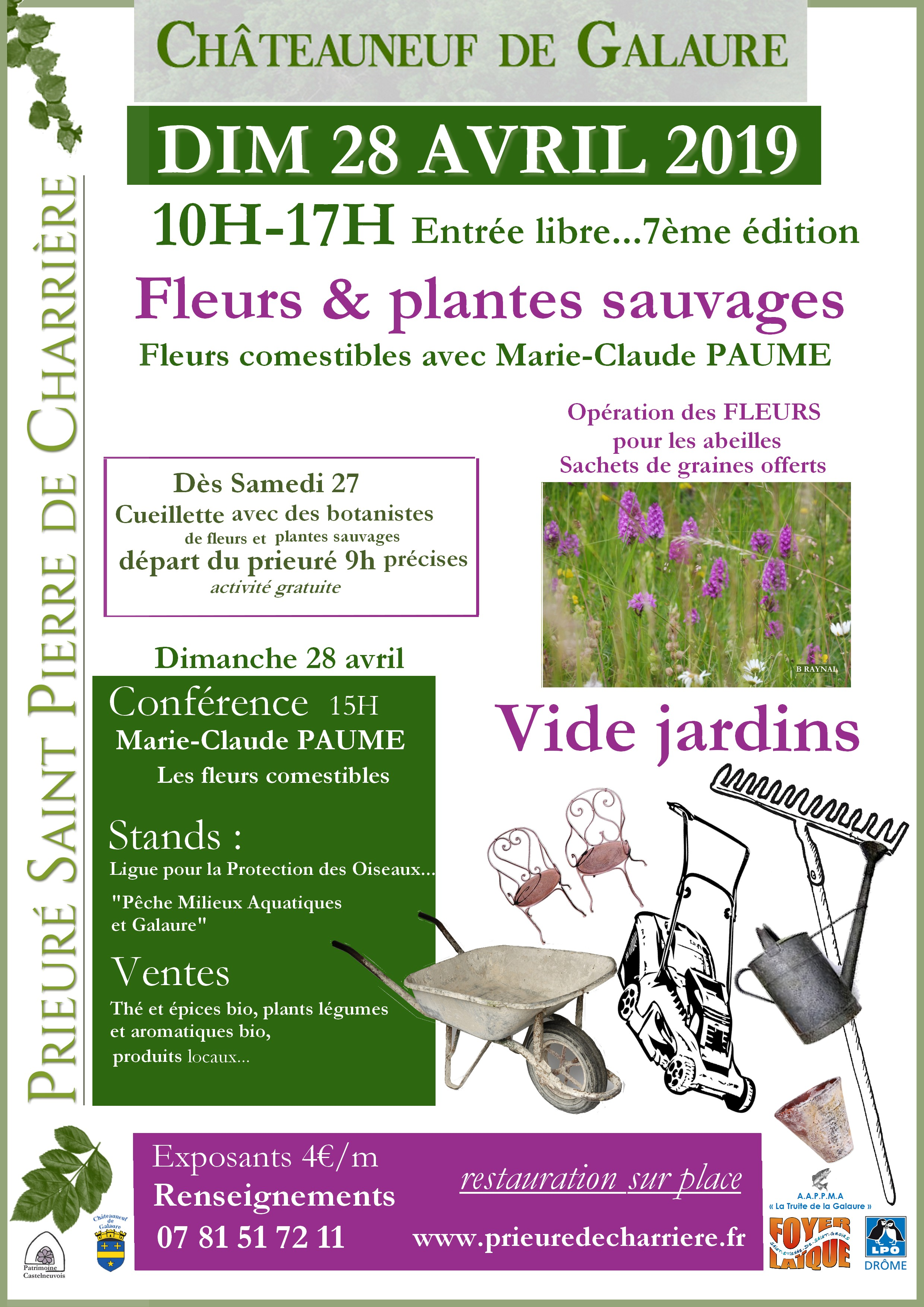 Journée Nature et botanique
