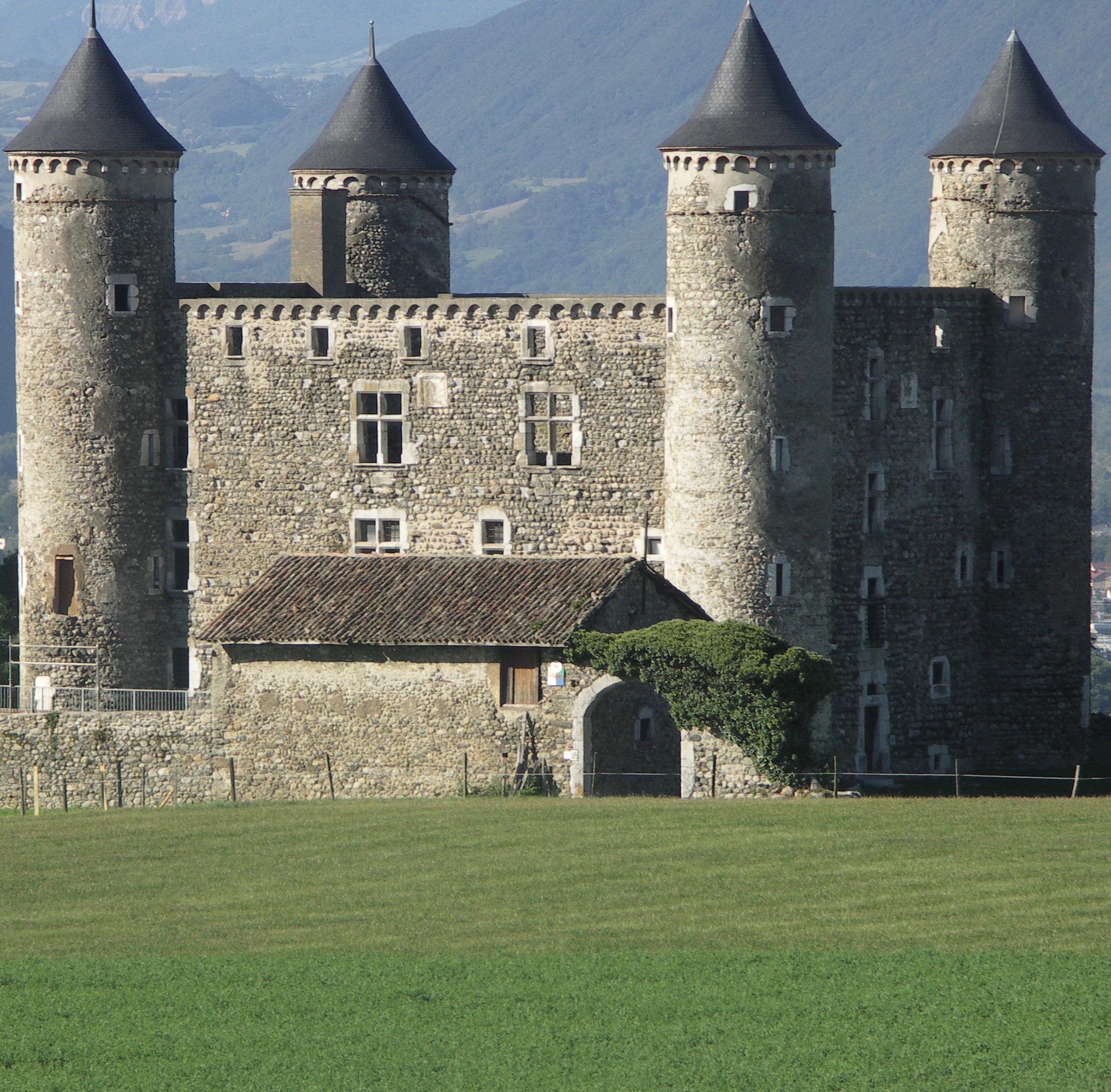 Château de Bon Repos (Isère)
