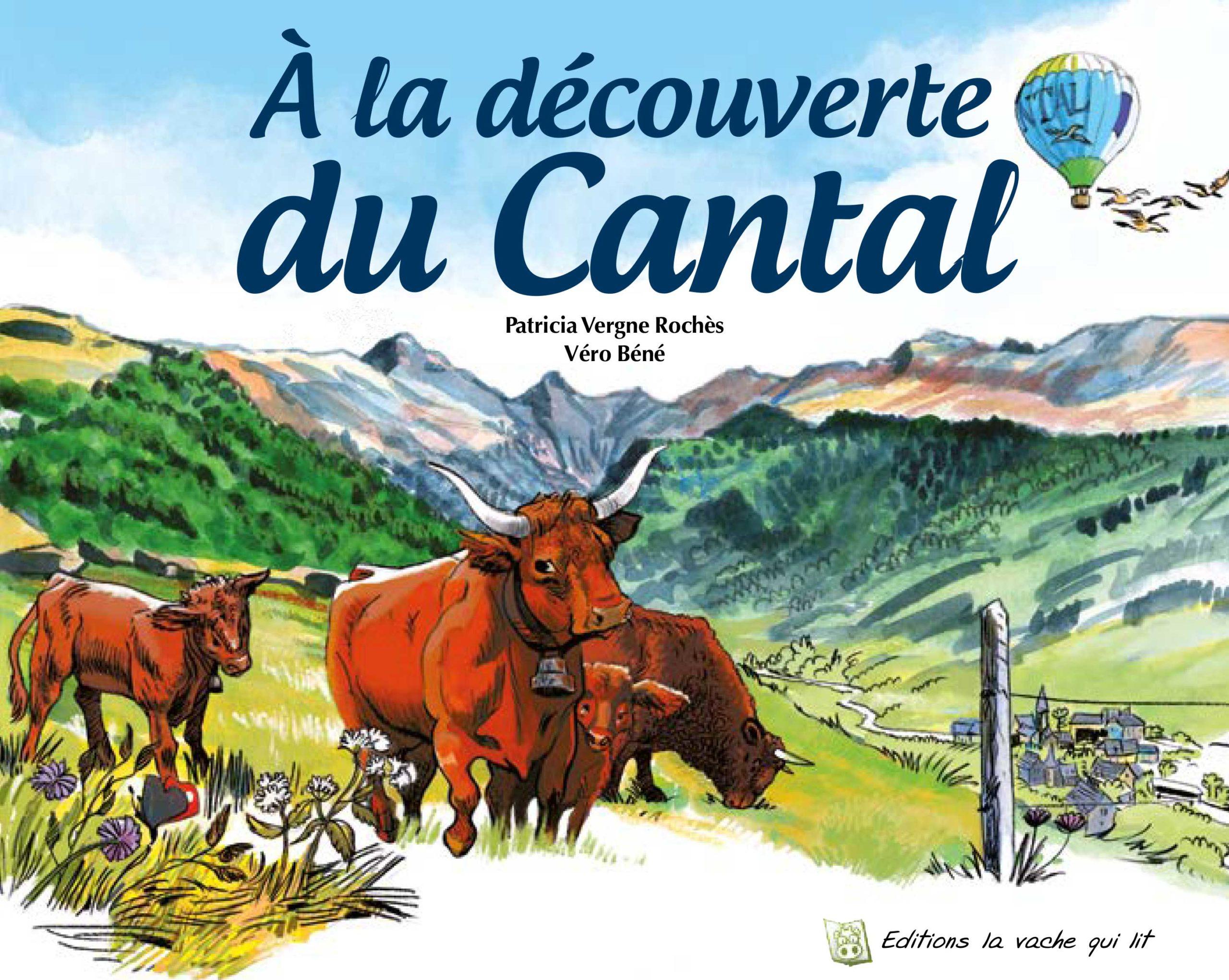 A la découverte du Cantal