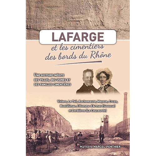 Lafarge et les cimentiers des bords du Rhône