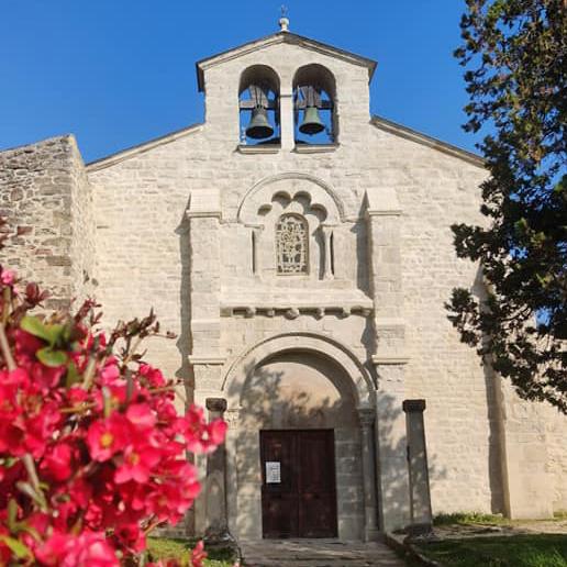 Prieuré Sainte Agnès (Drôme)