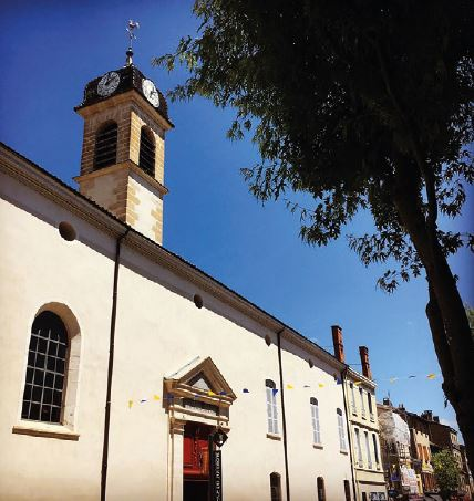 Hôtel-Dieu de Belleville-en-Beaujolais (Rhône)
