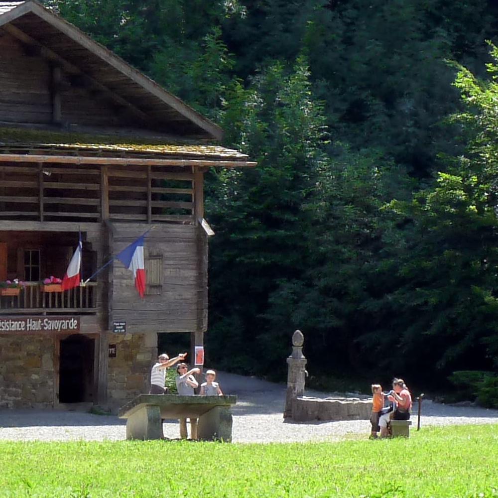 Site de Morette (74)