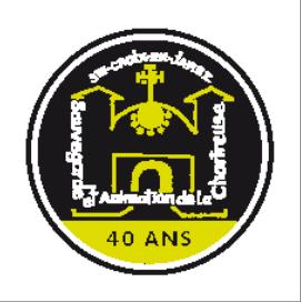 Anniversaire des 40 ans de l'association de Sauvegarde et d'Animation de la Chartreuse de Ste Croix en Jarez