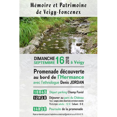 Mémoire et Patrimoine de Veigy-Foncenex (74)