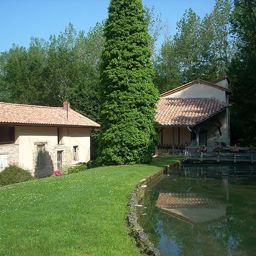 Le Moulin Crozet