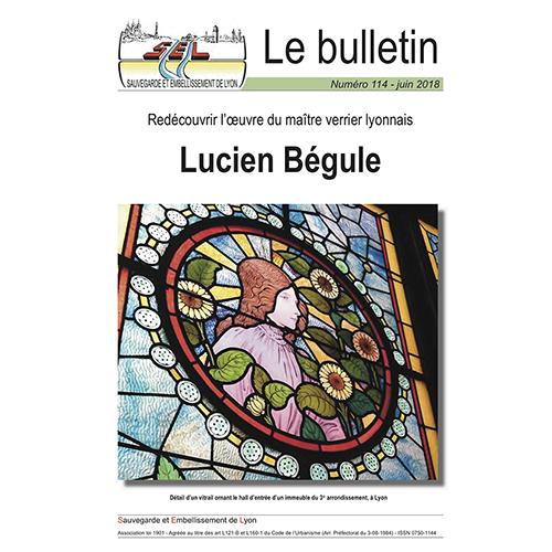 Redécouvrir l'oeuvre du maître verrier lyonnais Lucien Bégule
