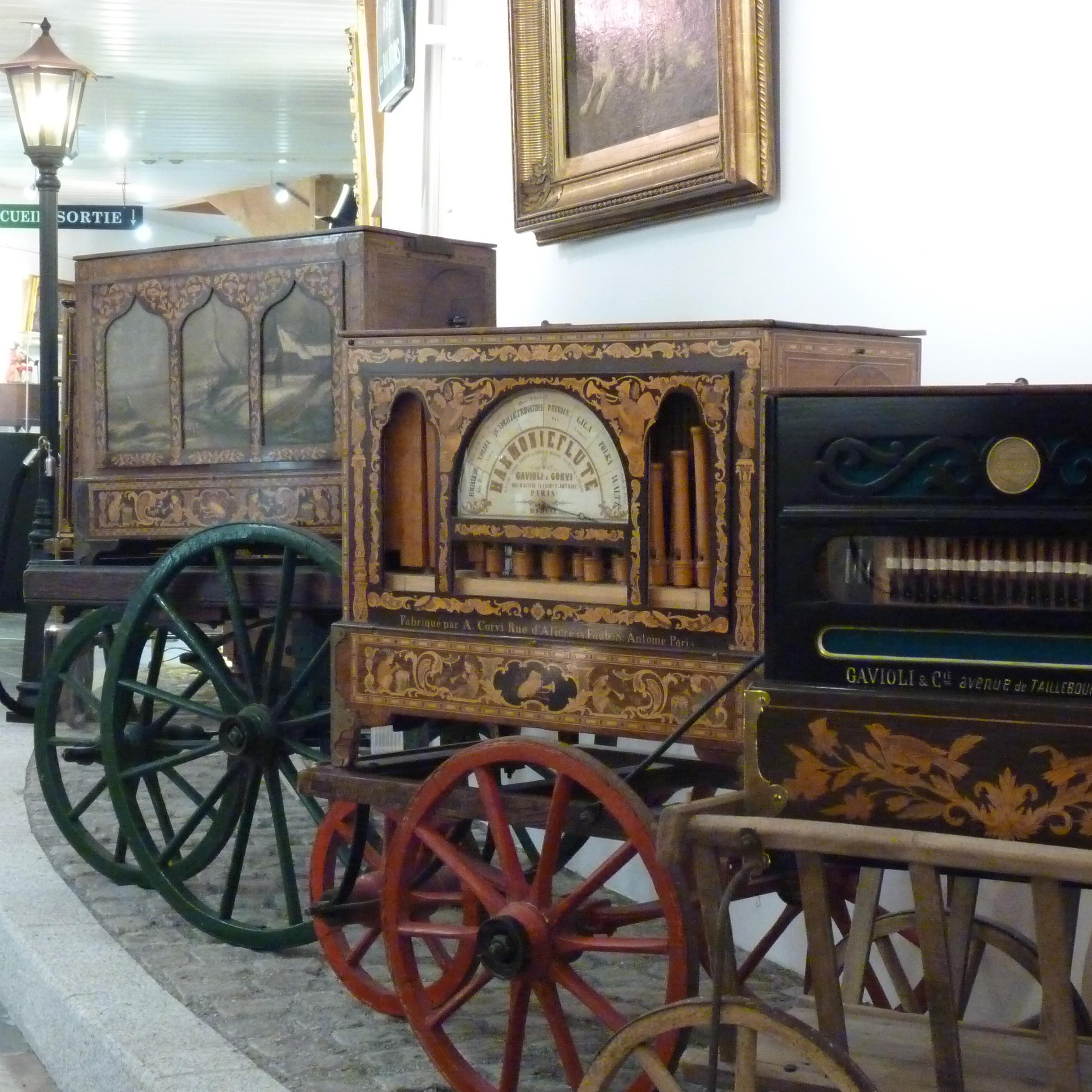 Musée de la Musique Mécanique (Haute-Savoie)