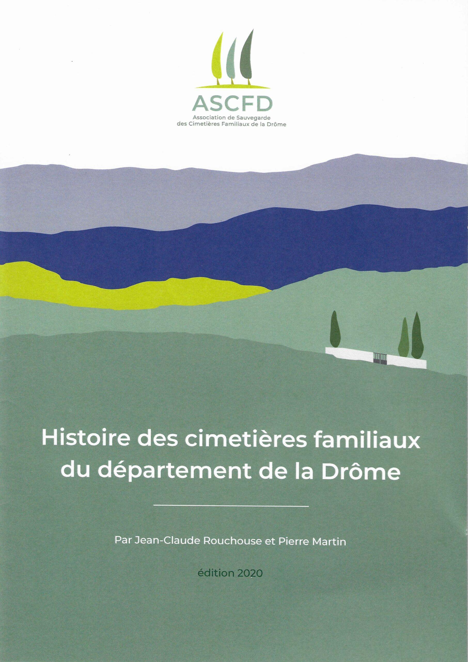 Histoire des cimetières familiaux du département de la Drôme