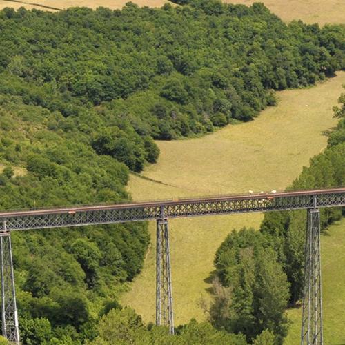 Viaducs de la Bouble (Allier)