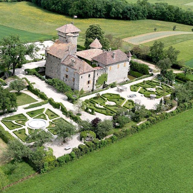 Château d'Avully (74)